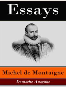 Essays - Deutsche Ausgabe