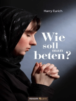Wie soll man beten?