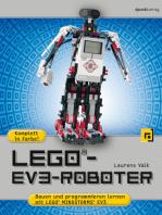 LEGO®-EV3-Roboter: Bauen und programmieren lernen mit LEGO®  MINDSTORMS® EV3