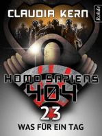 Homo Sapiens 404 Band 23