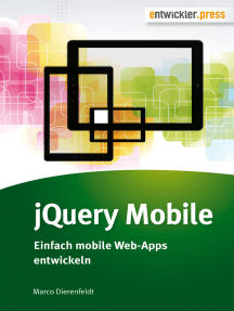 jQuery Mobile: Einfach mobile Web-Apps entwickeln