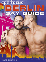 Spartacus Berlin Gay Guide (Deutsche Ausgabe/German Edition)
