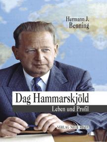 Dag Hammarskjöld: Leben und Profil