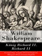 König Richard II. / Richard II - Zweisprachige Ausgabe (Deutsch-Englisch) / Bilingual edition (German-English)