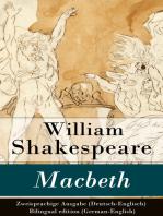 Macbeth - Zweisprachige Ausgabe (Deutsch-Englisch) / Bilingual edition (German-English)