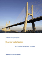 Shaping Globalization: New Trends in Foreign Direct Investment