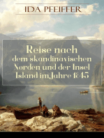 Reise nach dem skandinavischen Norden und der Insel Island im Jahre 1845.