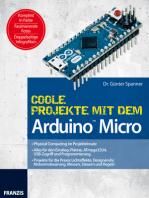 Coole Projekte mit dem Arduino™ Micro