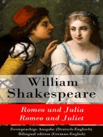 Romeo und Julia / Romeo and Juliet - Zweisprachige Ausgabe (Deutsch-Englisch) / Bilingual edition (German-English)