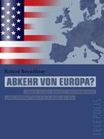 Abkehr von Europa? (Telepolis)
