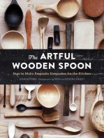 The Artful Wooden Spoon