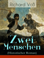 Zwei Menschen (Historischer Roman)