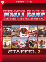 Wyatt Earp Staffel 2 – Western