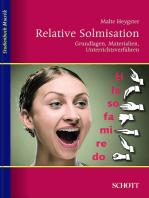 Relative Solmisation: Grundlagen, Materialien, Unterrichtsverfahren