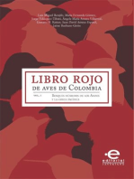 Libro rojo de aves de Colombia: Vol 1. Bosques húmedos de los Andes y Costa Pacífica