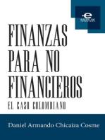 Finanzas para no financieros: El caso colombiano
