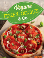 Vegane Pizzen, Quiches & Co.