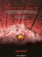 Steine der Macht - Band 4