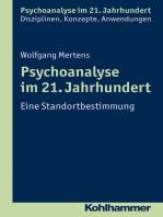 Psychoanalyse im 21. Jahrhundert