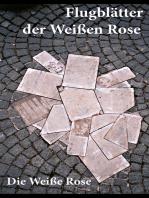 Flugblätter der Weißen Rose