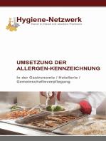 Umsetzung der Allergen-Kennzeichnung