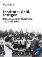 Institute, Geld, Intrigen