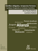 Familias obligadas, terapeutas forzosos: la Alianza Terapéutica en Contextos Coercitivos