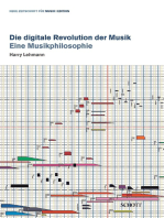 Die digitale Revolution der Musik: Eine Musikphilosophie