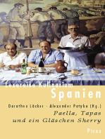 Lesereise Kulinarium Spanien