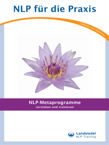 NLP-Metaprogramme: Verstehen und trainieren