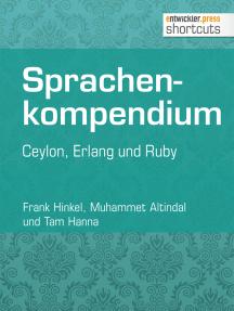 Sprachenkompendium: Ceylon, Erlang und Ruby