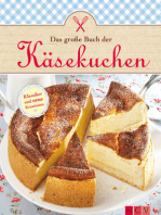 Das große Buch der Käsekuchen
