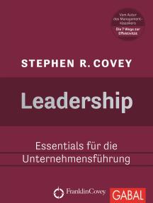 Leadership: Essentials für die Unternehmensführung
