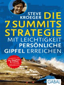 Die 7 Summits Strategie: Mit Leichtigkeit persönliche Gipfel erreichen