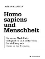 Homo sapiens und Menschheit