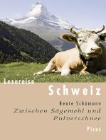 Lesereise Schweiz