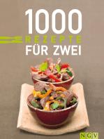 1000 Rezepte für zwei
