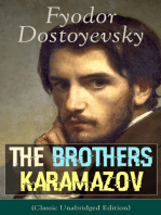 The Brothers Karamazov (Classic Unabridged Edition)
