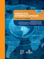 Negocios internacionales. Fundamentos y estrategias 2Ed. Revisada y aumentada