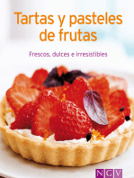 Tartas y pasteles de frutas: Nuestras 100 mejores recetas en un solo libro