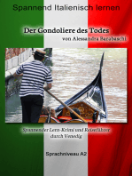 Der Gondoliere des Todes - Sprachkurs Italienisch-Deutsch A2