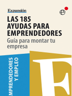 Las 185 ayudas para emprendedores: Guía para montar tu empresa