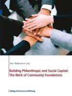 Building Philanthropic and Social Capital