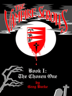 The Vampire Scrolls - Book 1