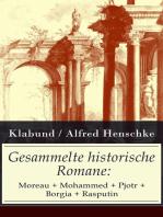 Gesammelte historische Romane