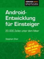 Android-Entwicklung für Einsteiger - 20.000 Zeilen unter dem Meer