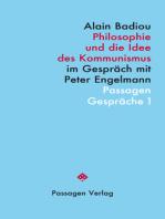 Philosophie und die Idee des Kommunismus