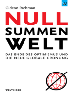 Nullsummenwelt