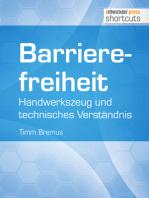 Barrierefreiheit - Handwerkszeug und technisches Verständnis