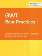 GWT Best Practices I
